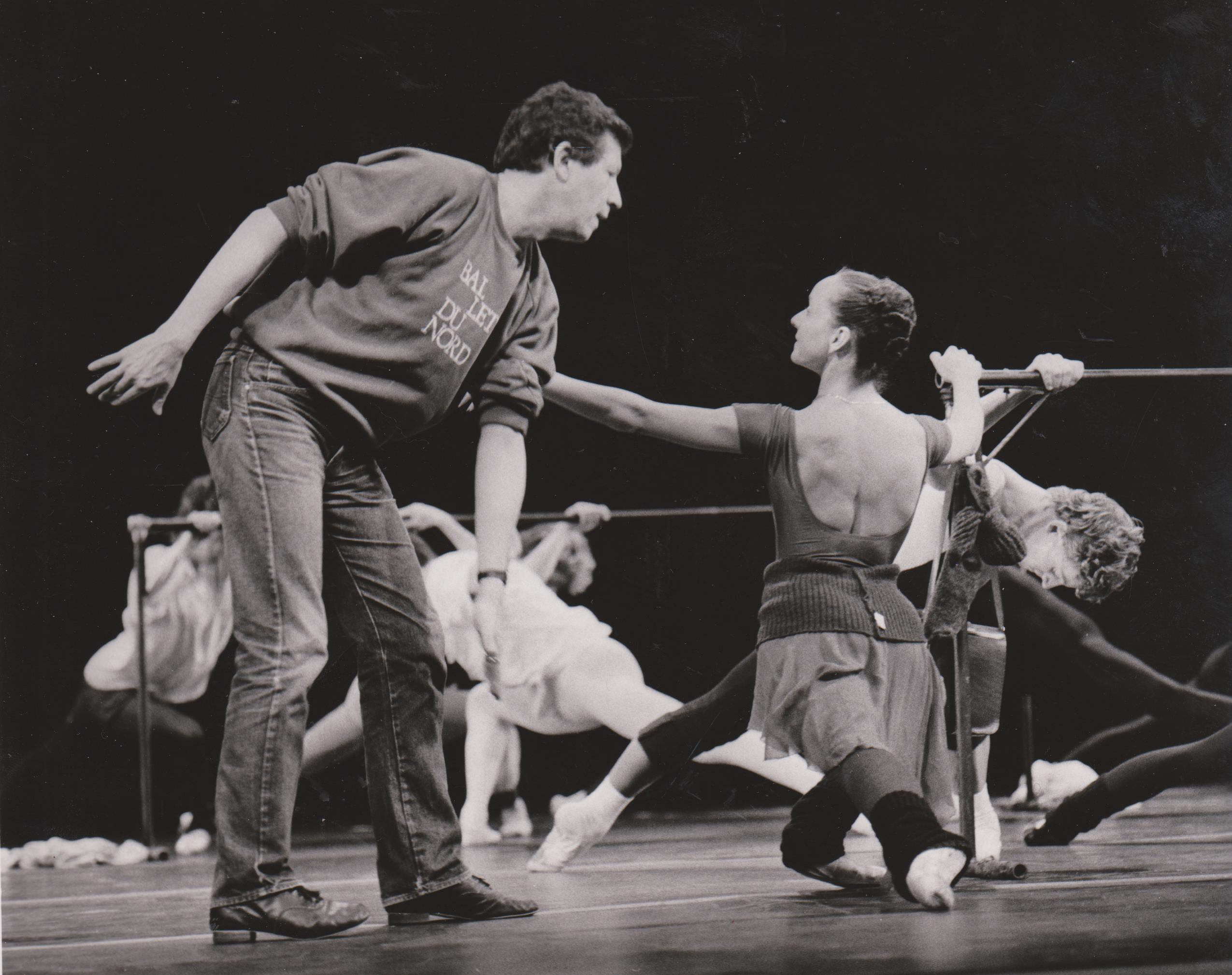 Sur Scène avec Alfonso Catà