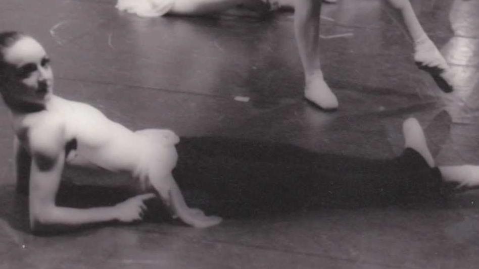 Margaret Torrini dans les cloulisses du théâtre