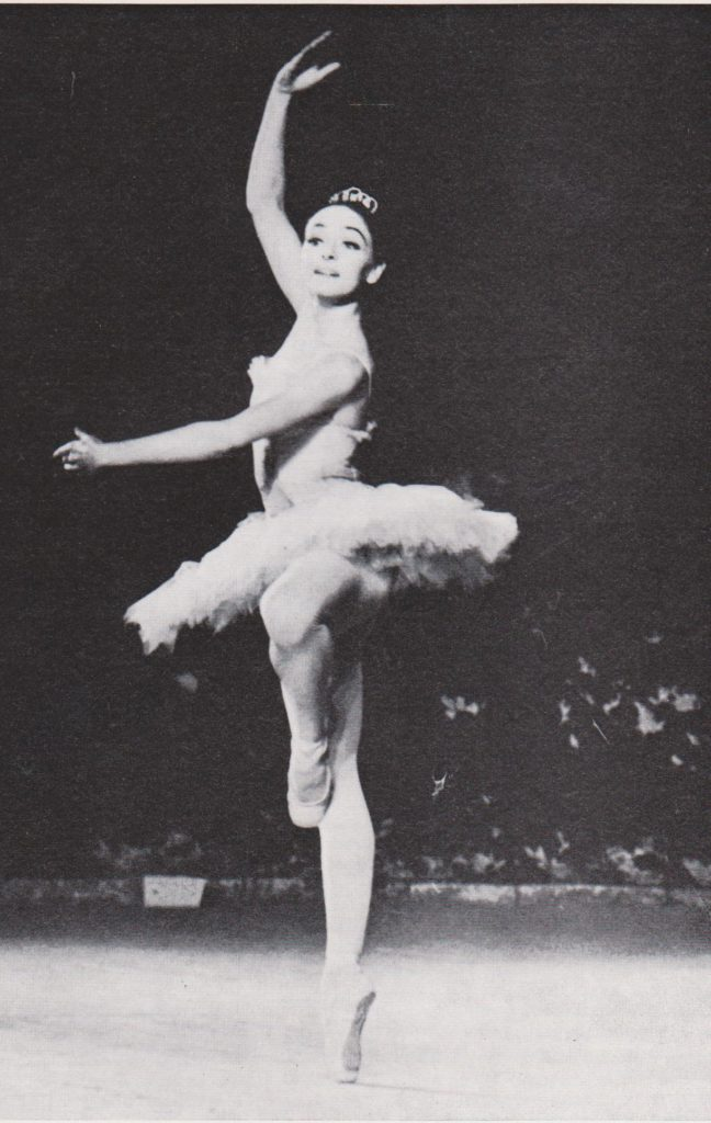 Compétition Internationale de danse classique, Varna-Bulgarie 1976-Margaret Torrini